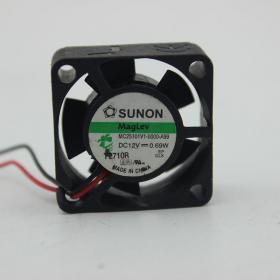 Вентилятор охлаждения SUNON  MC25101V1-0000-A99  12V 0.69W 25х25х10