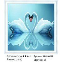Алмазная мозаика на подрамнике HWH0037