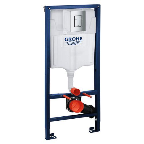 Комплект Grohe Rapid SL 38772001