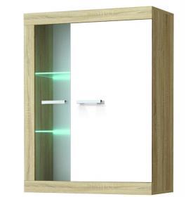 Шкаф навесной Соната ВНС-800 (витрина)