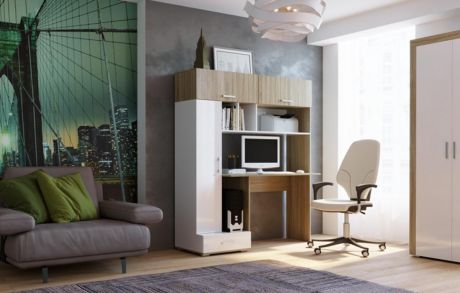 Компьютерный стол Памир ПКС-1