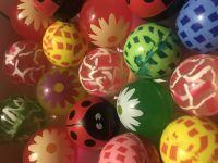 Мяч Цветочный микс 16,20₽