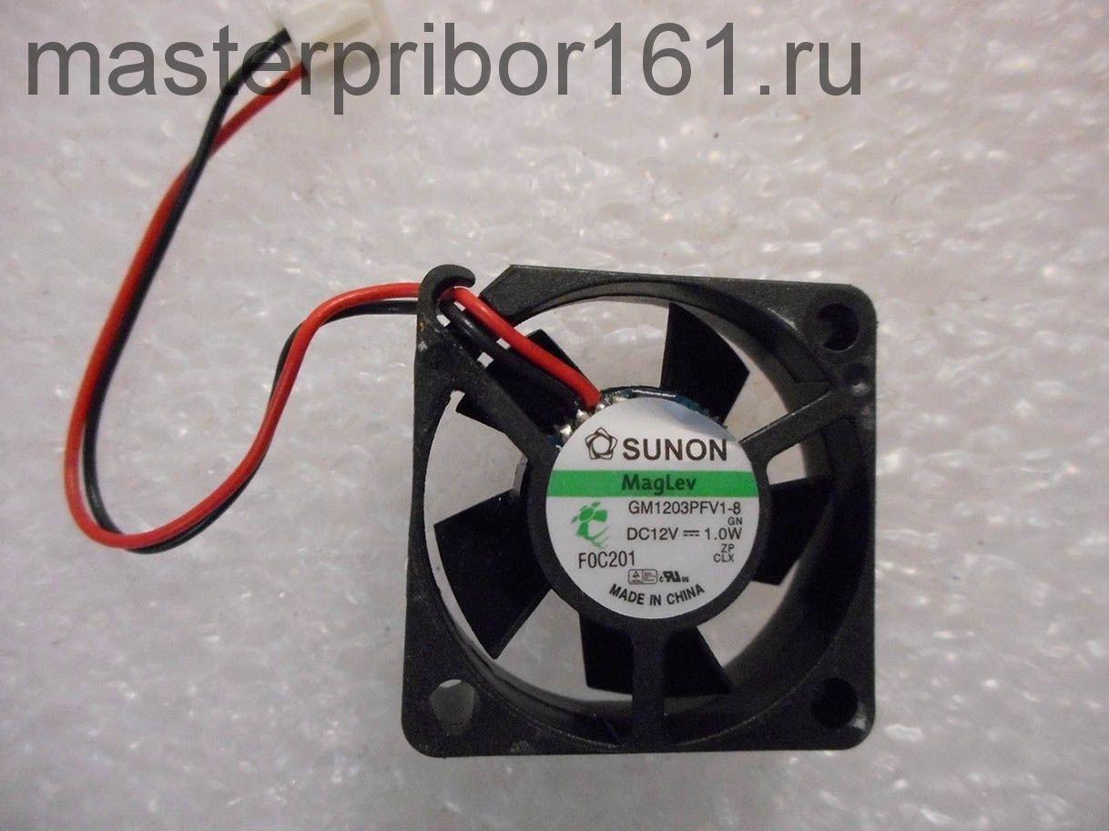 Вентилятор охлаждения SUNON GM1203PFV1-8  12V 1.0W 30х30х10