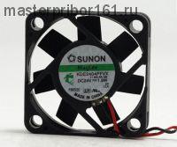 Вентилятор охлаждения SUNON  KDE2404PFVX  24V 1.9W 40х40х10