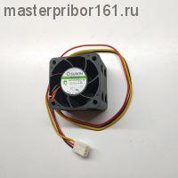 Вентилятор охлаждения SUNON GM1204PQV1-8A 12V 2.8W 40х40х28 3х проводной