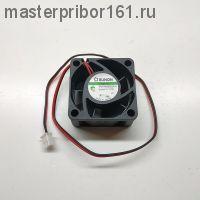 Вентилятор охлаждения SUNON GM2404PKVX-A  24V 1.7W 40х40х20 2х проводной