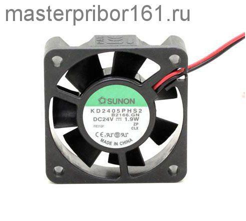 Вентилятор охлаждения SUNON   KD2405PHS2   24V 1.9W 50х50х15