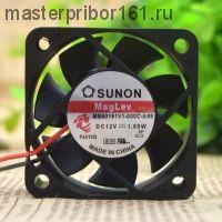 Вентилятор охлаждения SUNON   MB50151V1-000C-A99  12V 1.6W 50х50х15