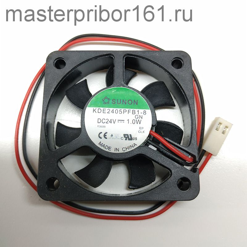 Вентилятор охлаждения SUNON  KDE2405PFB1-8  24V 1.0W 50х50х10