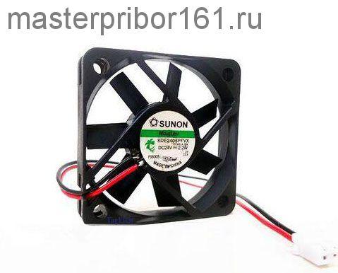 Вентилятор охлаждения SUNON  KDE2405PFVX  24V 2.2W 50х50х10