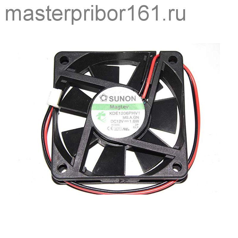 Вентилятор охлаждения SUNON KDE1206PHV1 12V 1.6W 60х60х15