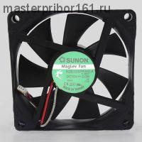 Вентилятор охлаждения SUNON KDE1207PHV2-A 12V 2.0W 70х70х15