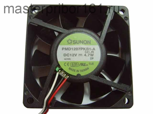 Вентилятор охлаждения SUNON    PMD1207PKB1-A  12V 4.7W 70х70х20