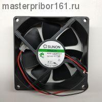 Вентилятор охлаждения SUNON   KDE1209PTV1  12V 1.8W 90х90х25  2х пров.