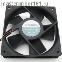 Вентилятор охлаждения SUNON   KD2412PTB2-6A  24V 4.1W 120х120х25