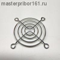 Решетка для вентилятора 60х60мм, металлическая