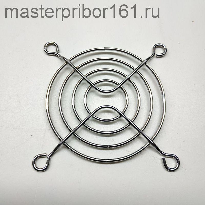 Решетка для вентилятора 70х70мм, металлическая