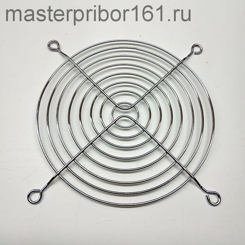 Решетка для вентилятора 120х120мм, металлическая