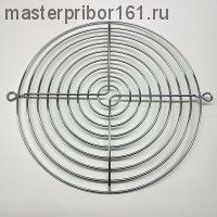 Решетка для вентилятора 130х130мм, металлическая
