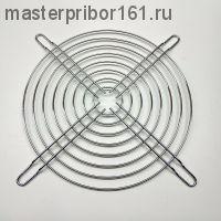 Решетка для вентилятора 170х170мм, металлическая