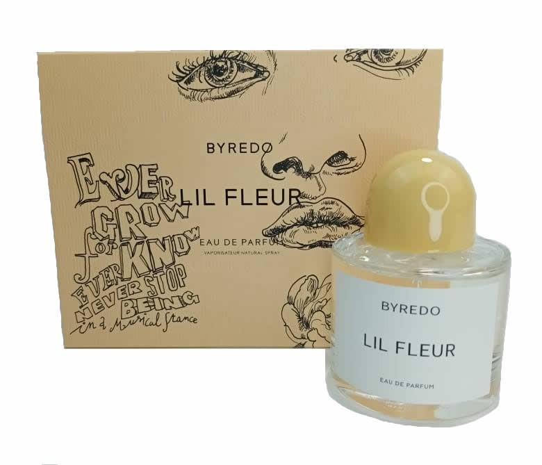 Byredo Lil Fleur NEW (унисекс) 100 мл - подарочная упаковка