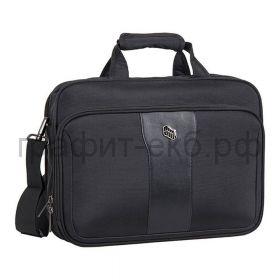 Портфель Pulse BUSINESS CASE JUPITER черный 30x40x13см 16л 120253