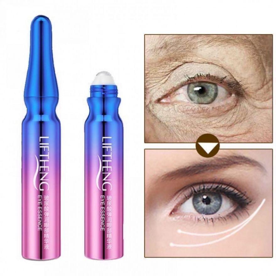 Крем-роллер с гиалуроновой кислотой для области вокруг глаз Liftheng 20 г. (QW150)