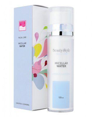 Мицеллярная вода Cleansing universal для всех типов кожи Beauty Style (Бьюти Стайл) 120 мл