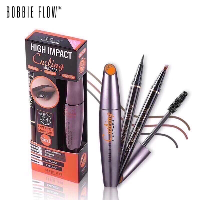 Новый набор для глаз 3в1 BOBBIE FIOW (Г150)