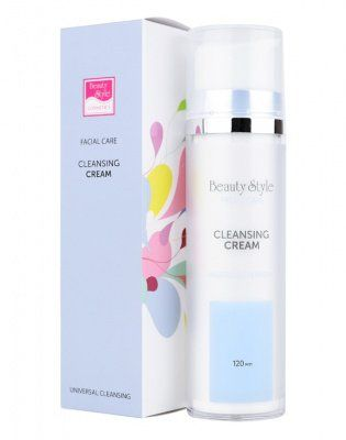 Очищающие сливки Cleansing universal для всех типов кожи Beauty Style (Бьюти Стайл) 120 мл