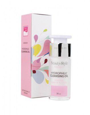 Гидрофильное масло для очищения кожи с витамином Е Harmony Beauty Style (Бьюти Стайл) 30 мл