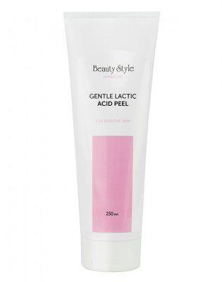 Пилинг-скатка с молочной кислотой для чувствительной кожи Harmony Beauty Style (Бьюти Стайл) 250 мл