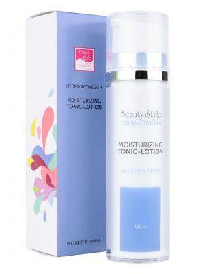 Тоник пролонгированного действия для всех типов кожи Hydro active 30 h Beauty Style (Бьюти Стайл) 120 мл