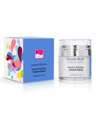 Увлажняющая крем- маска с аминокислотами Hyaluron-Hydro active Beauty Style (Бьюти Стайл) 50 мл