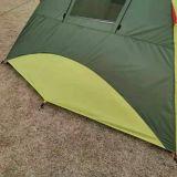 3-х местная туристическая палатка Mircamping 1011-3 green