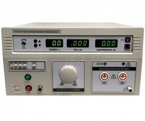 ТЕТРОН УПУ-6М Универсальная пробойная установка 5кВ AC, 5кВ DC