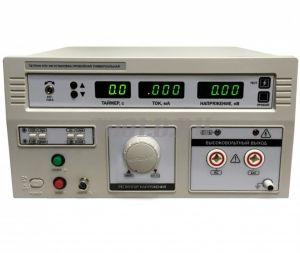 ТЕТРОН УПУ-1М Универсальная пробойная установка 10кВ AC, 10кВ DC