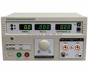 ТЕТРОН УПУ-5МС Универсальная пробойная установка 5кВ АС, 5кВ DC