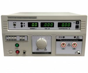 ТЕТРОН УПУ-10МС Универсальная пробойная установка 10кВ AC, 10кВ DC