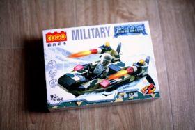 Конструктор военный Морская пехота 3 в 1 Lego реплика 90 деталей