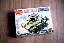 Конструктор военный Танк Десанта ВДВ 3 в 1 Lego реплика 96 деталей