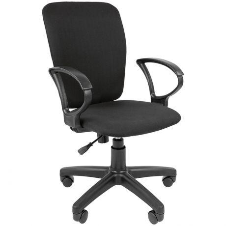 Кресло оператора Стандарт СТ-98 PL, ткань 15-21 черная, пиастра