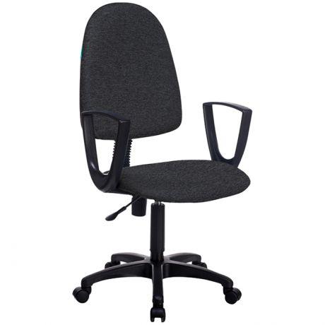 Кресло оператора Бюрократ CH-1300N/3C1 ткань серая