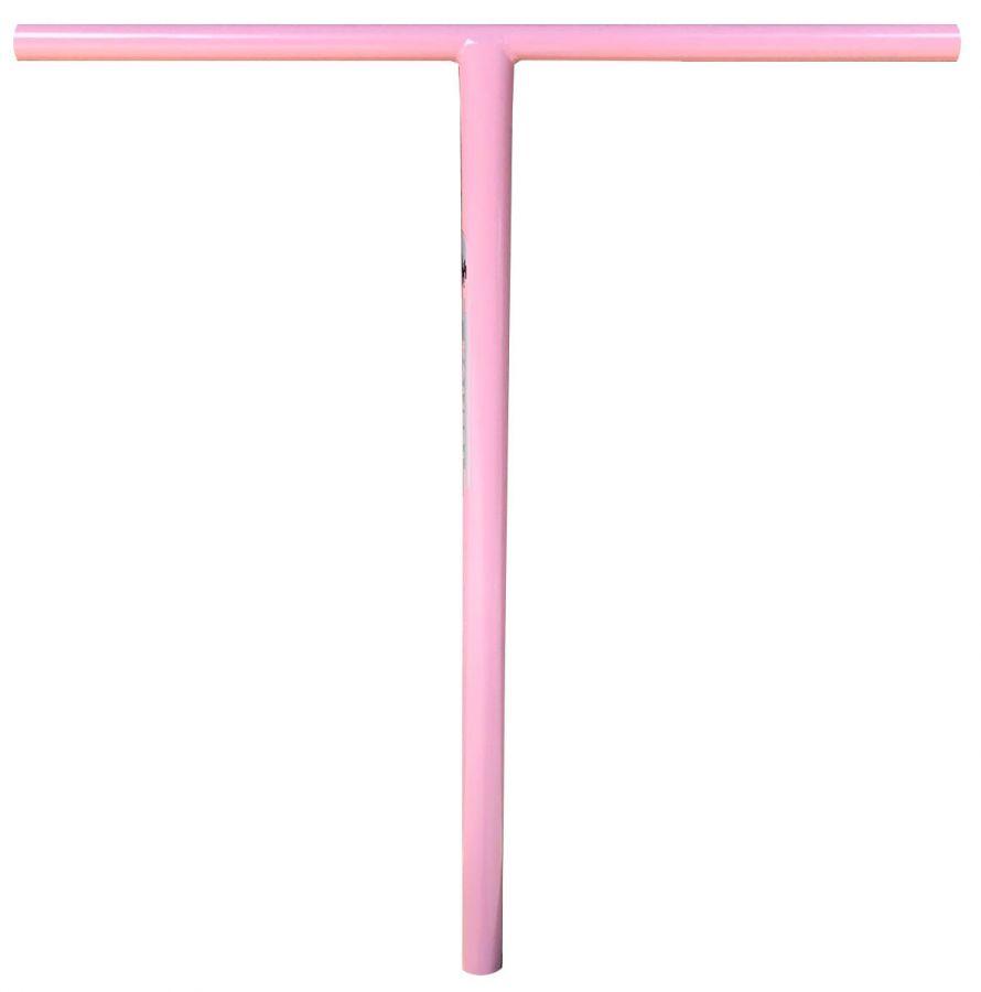 Руль Комета V2 Фламинго 31,8 мм розовый