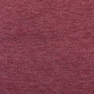 Лоскут трикотажной ткани Винный меланж 50*30 см.
