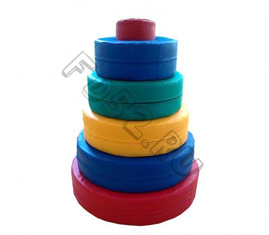 Детский игровой набор «Пирамида»