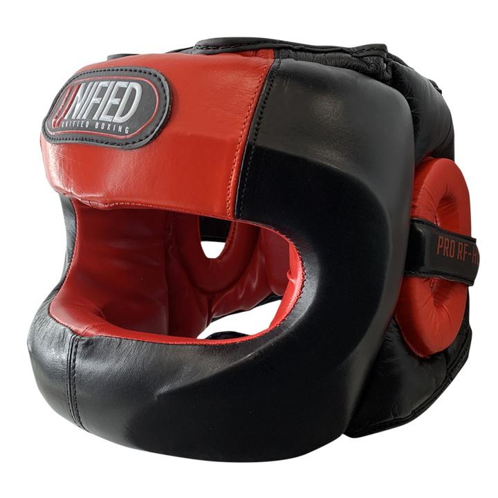 Боксерский шлем Unified Pro - Black