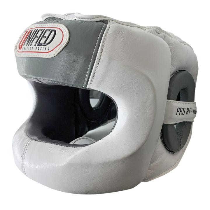 Боксерский шлем Unified Pro - White