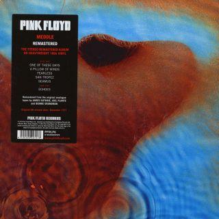 Pink Floyd - Meddle 1971/2016 LP