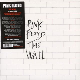 Pink Floyd-The Wall  1979/2016 2LP